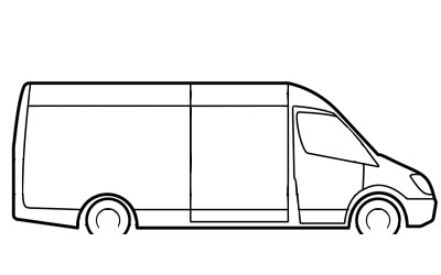 Cargo Van Rental list