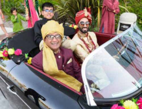 Beautiful Indian Wedding + Cars by Legends