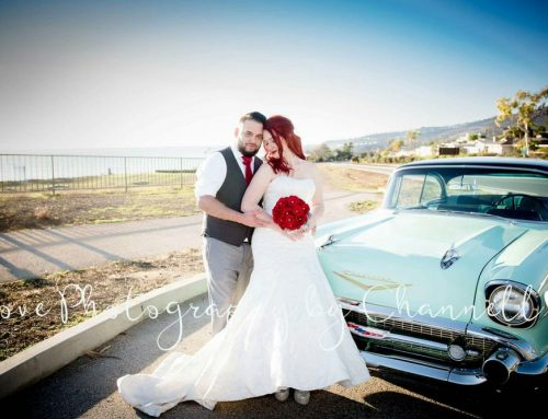 Stunning Wedding Photo-shoot With our 57 Chevy