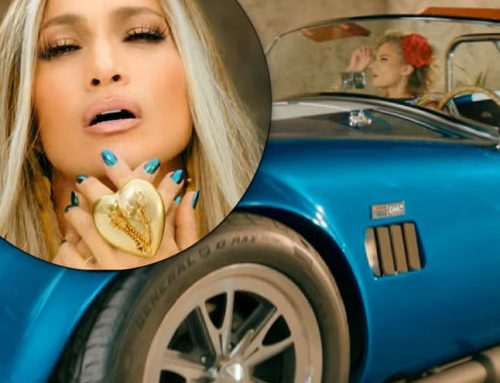 Jennifer Lopez & our Cobra